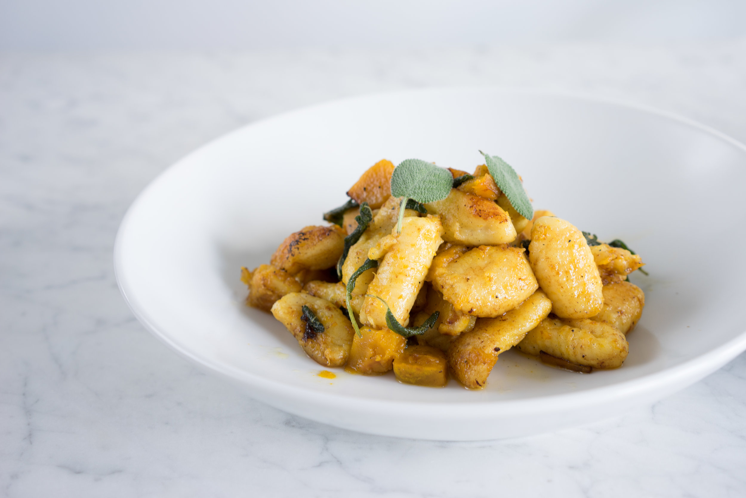 Gnocchi With Squash And Sage Brown Butter Cloudy Kitchen