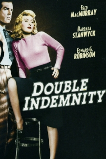 Film Noir: Shadowy duality in character, narrative line, high-contrast mise-en-scène…