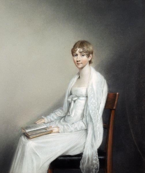 Caroline Wedgwood age 16