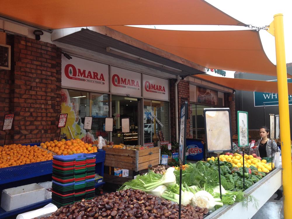 Qmara on Sydney Road