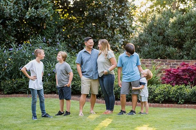 This family's session was all fun and games! #morgancorbettphotography #athensgafamilyphotographer #athensfamilyphotographer #monroegafamilyphotographer #atlantafamilyphotographer
