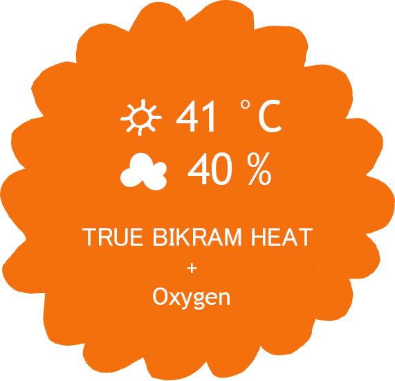 Sohot True Bikram Heat + Oxygen