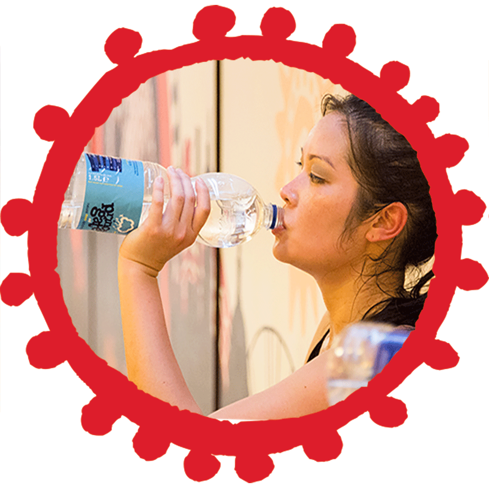 Sohot Hot Yoga Hydration