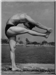 Sohot-Bikram-Hot-Yoga-London-Standing-Head-to-Knee