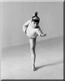 Sohot-Bikram-Hot-Yoga-London-Standing-Bow