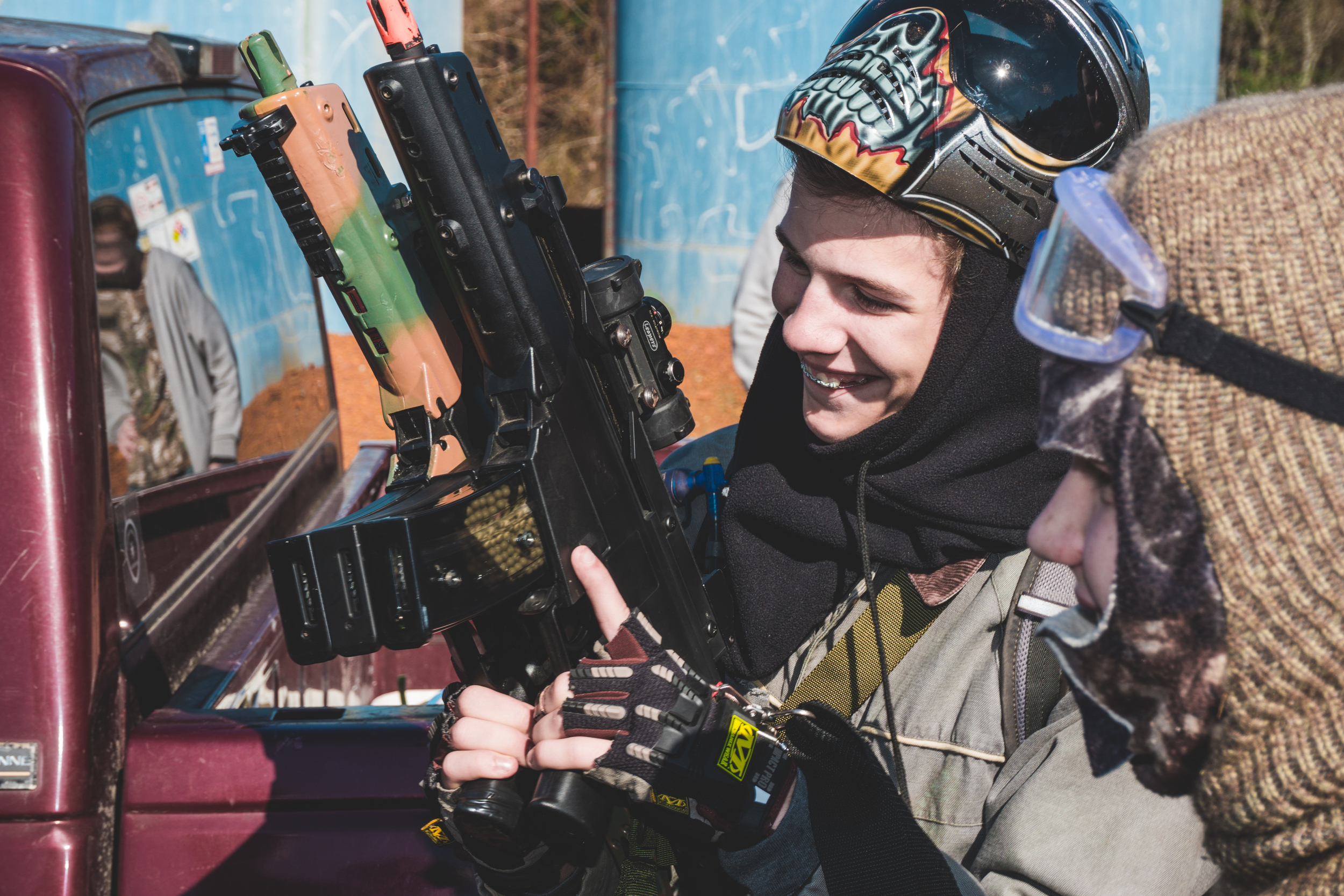 BACON Airsoft