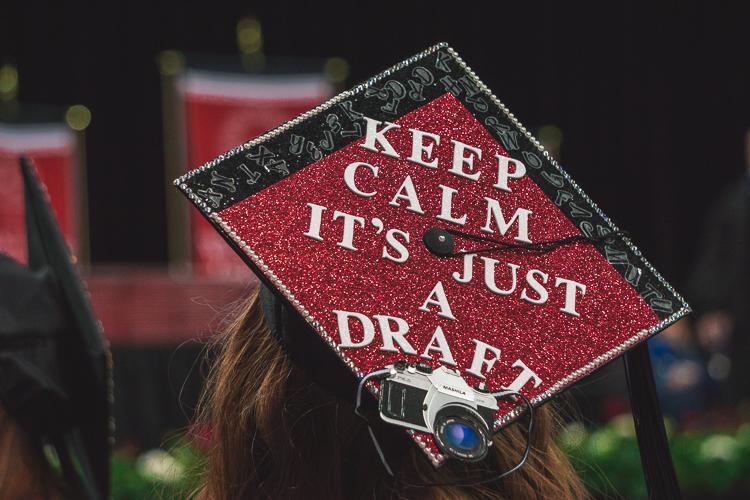 Arts and Photography Graduation Cap