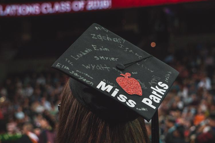 Education major Graduation Cap