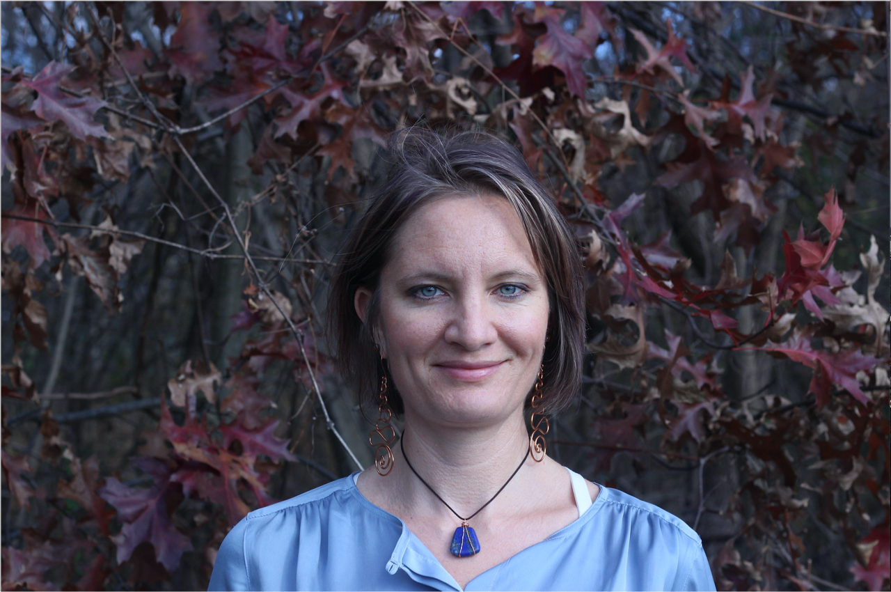 Artist and Researcher in Residence, Hilary Booker.