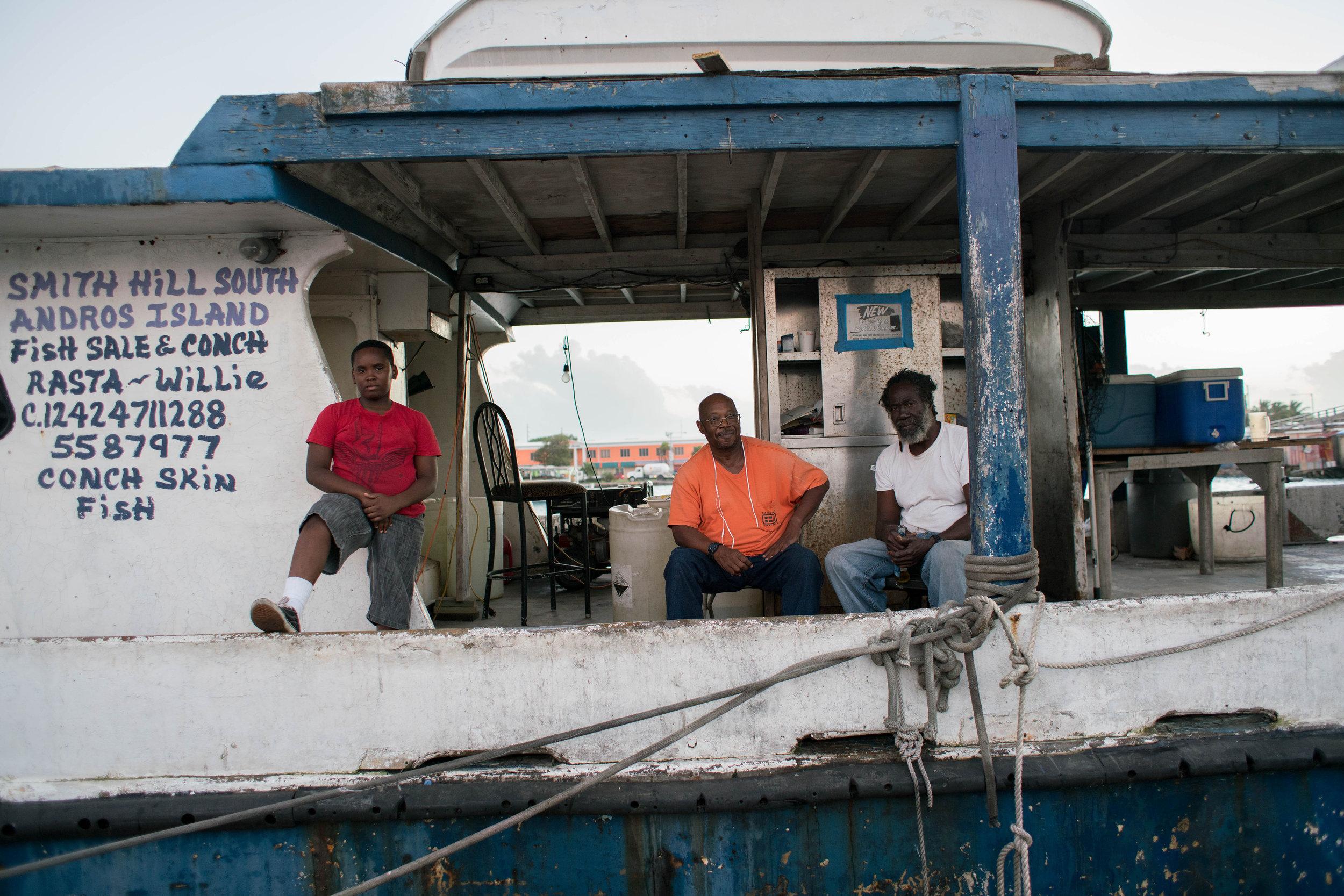 Tamika Galanis. Smith Hill Boat. Photography. 2016