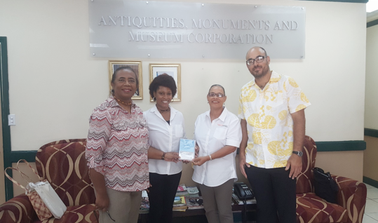 Presentation to AMMC by Creative Nassau on 'Straw Craft of The Bahamas: Weaving Economic Diversity'