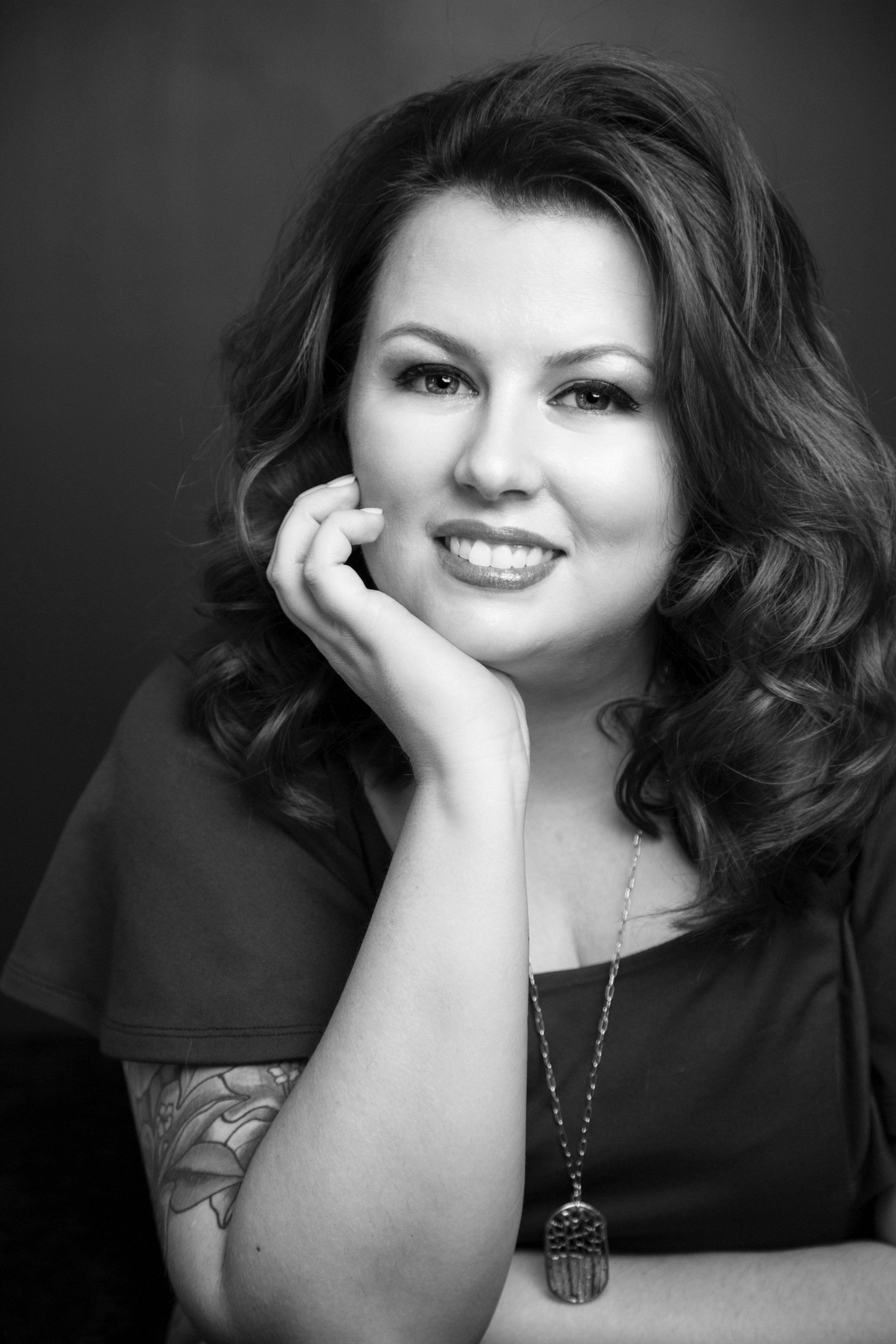 Author and artist, Sonia Farmer.