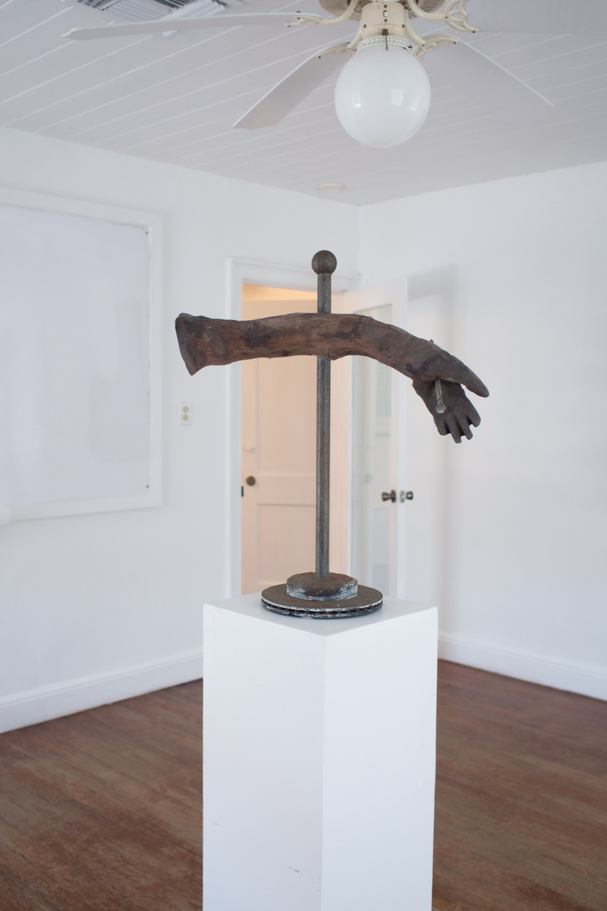 Images from the exhibition (Max Taylor and Tyrone Ferguson)