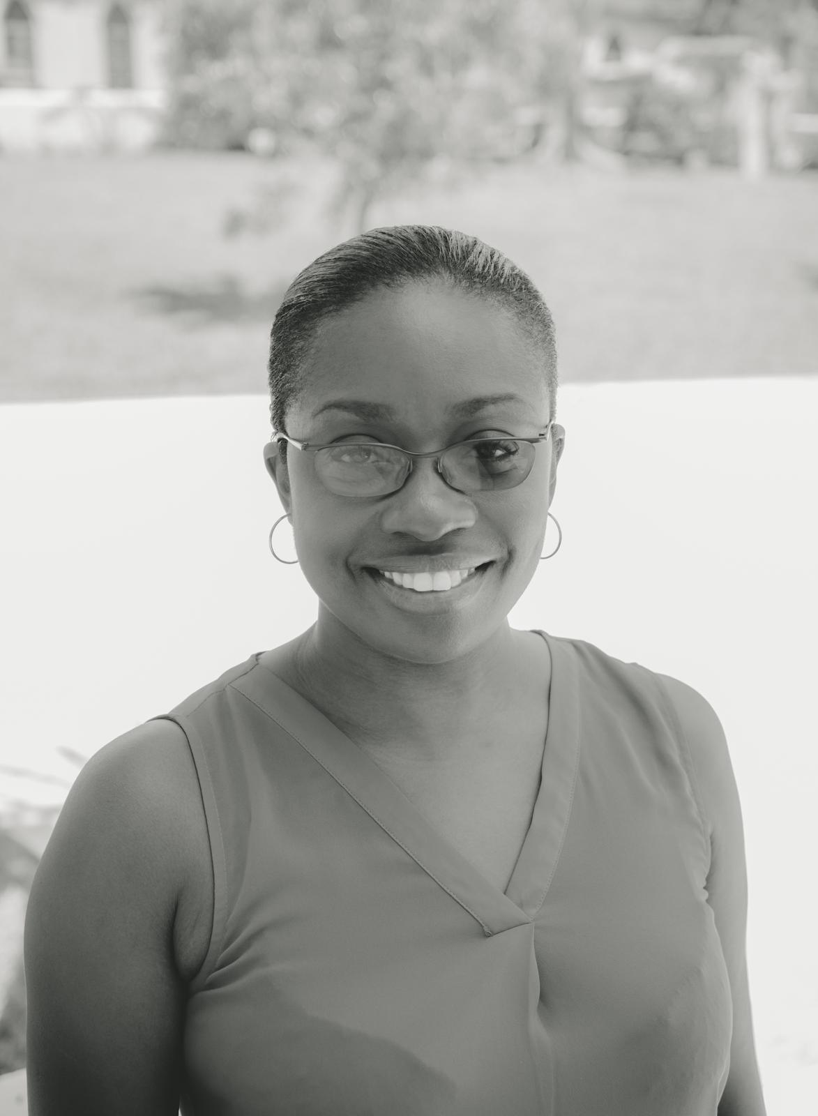 Diana Sands (Communications and Development Manager)
