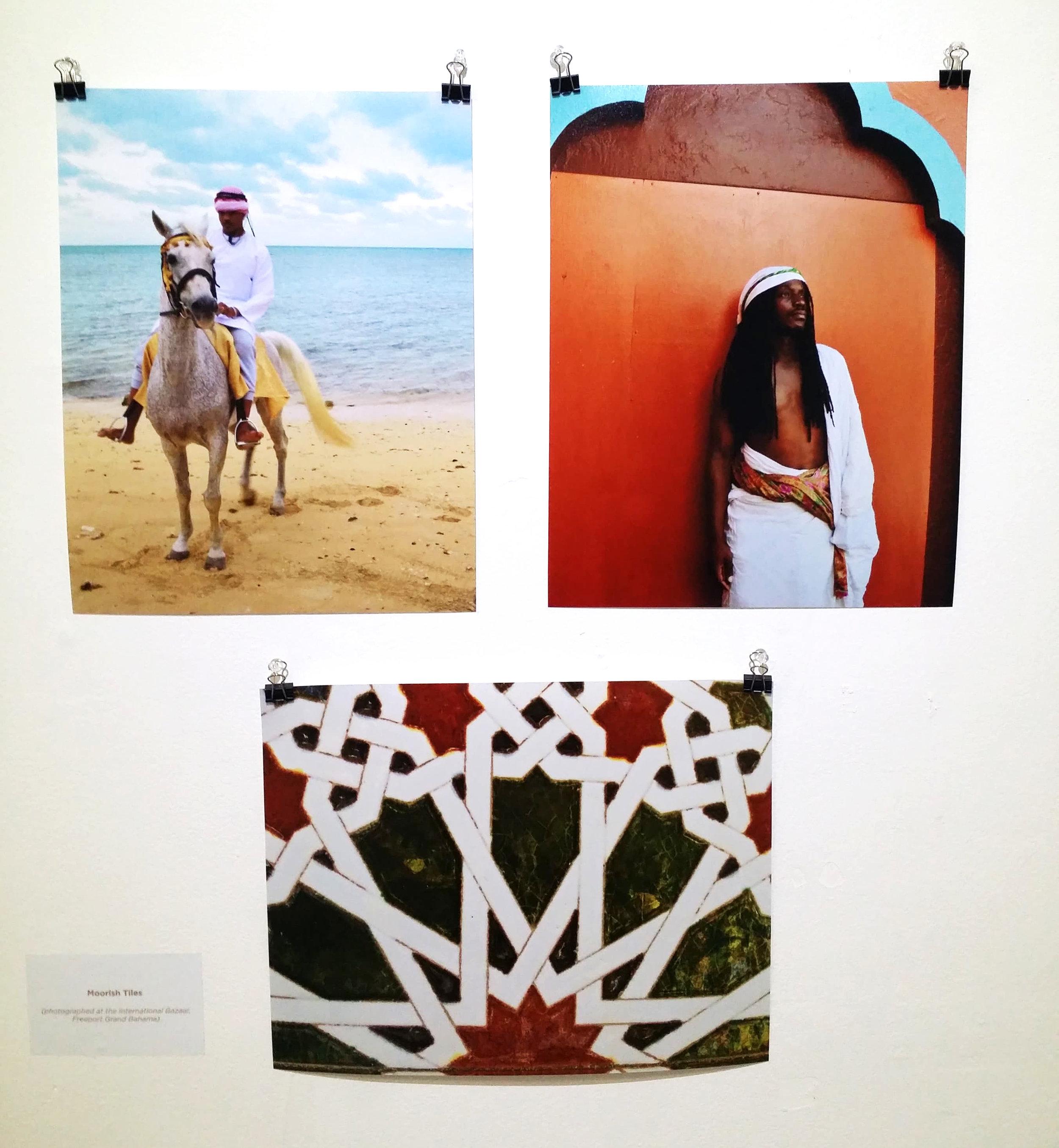"""Moor Tiles"" by Jalan Harris, photography, 2019"