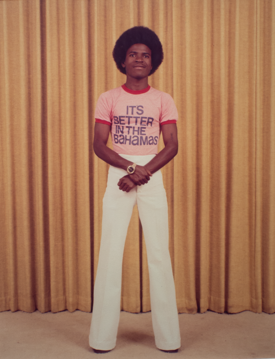 """""""Untitled"""" (1978), Sanford Sawyer, fibre print from original negative, 14"""" x 11"""". Part of the National Collection."""