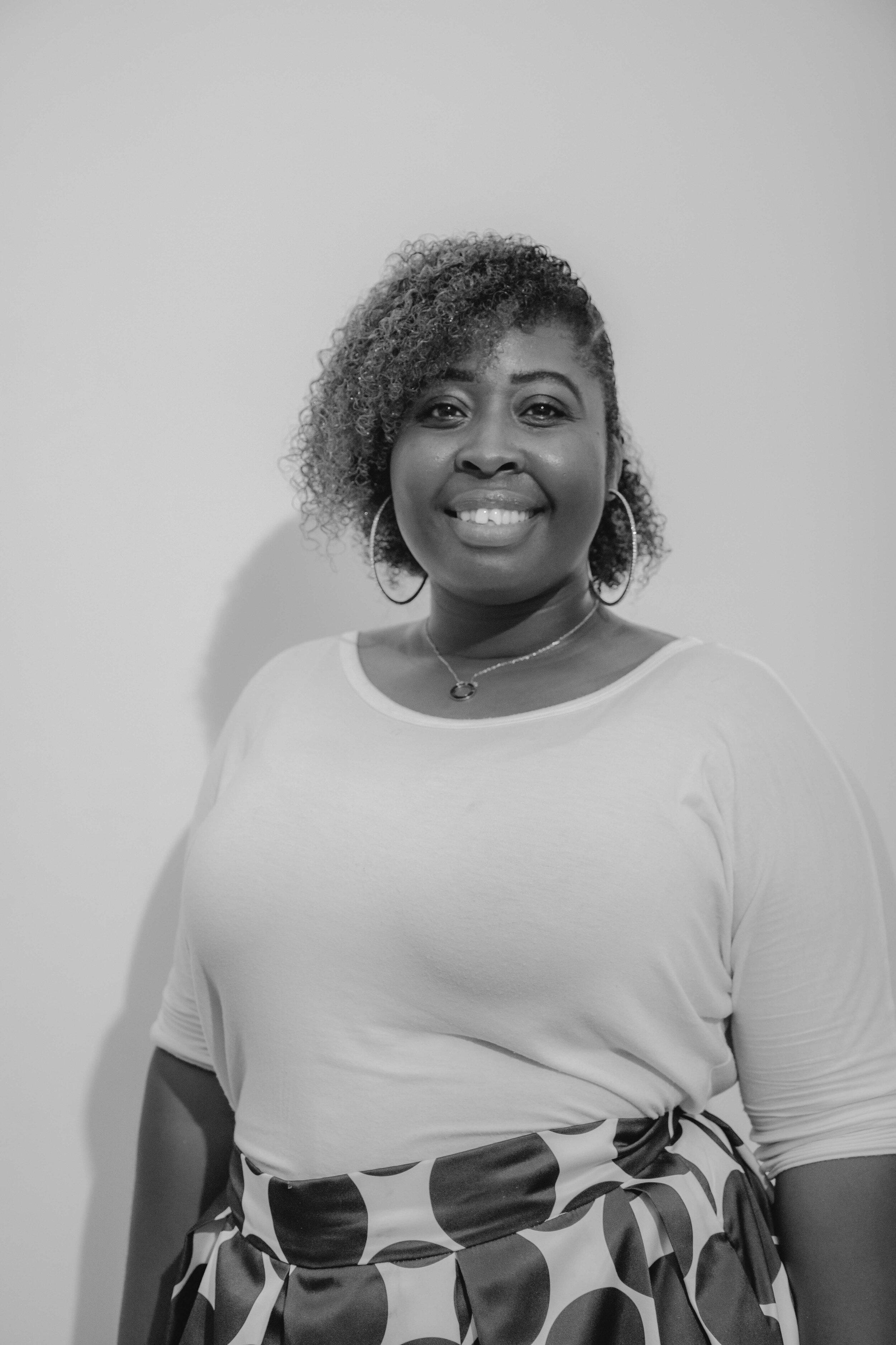 Zearier Munroe (Community Outreach Officer)