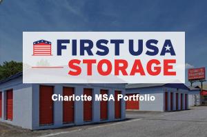First USA Storage Charlotte