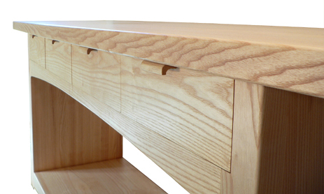 Flow Sideboard detail