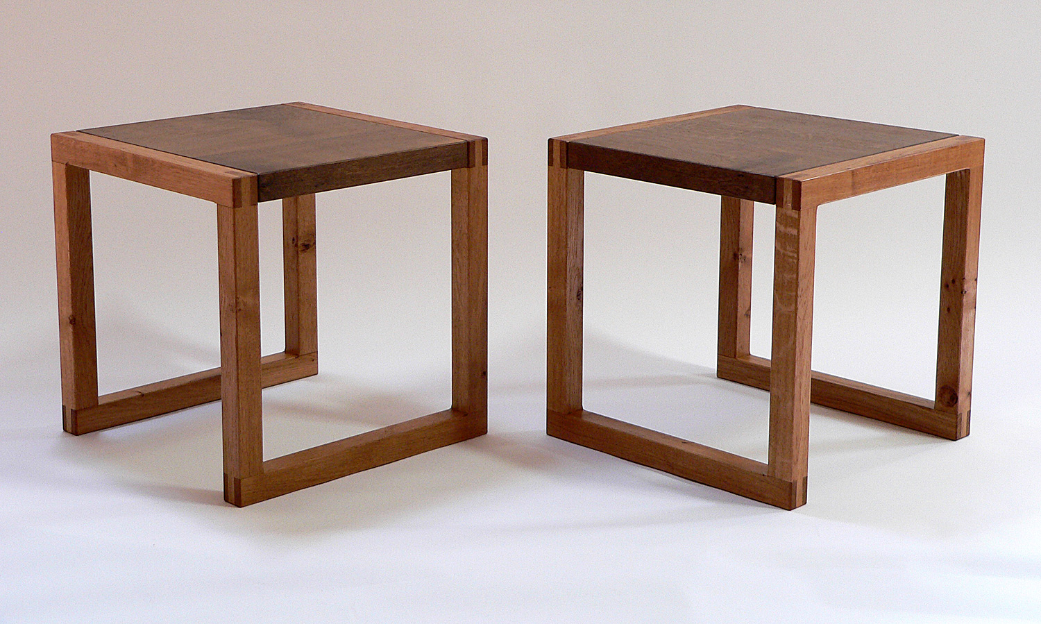 The Line, Side Table /Stool