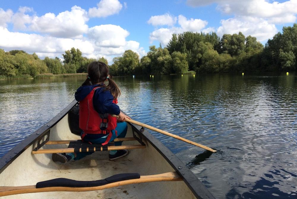 Canoe Safari 2015