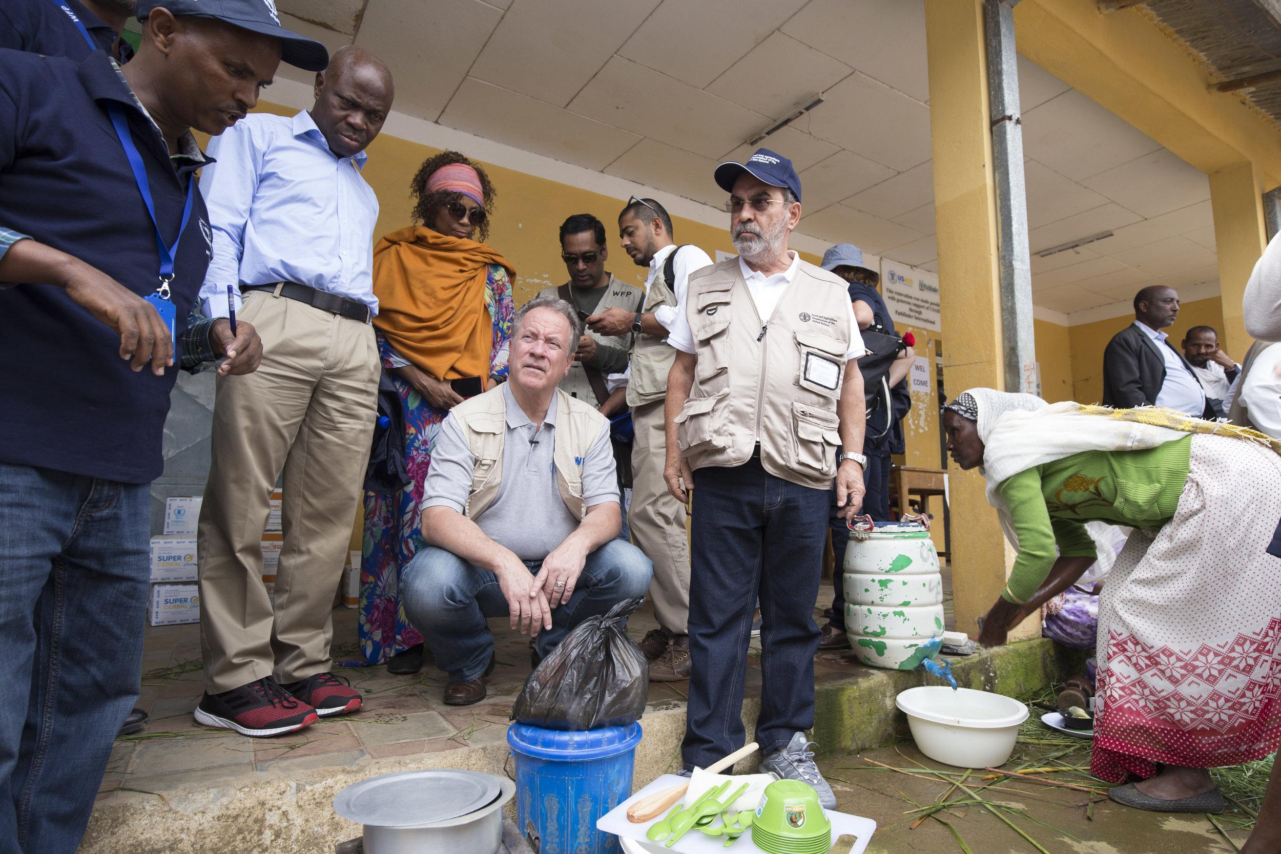 Ethiopia, Tigray, Hayelom, 02 September, 2017. Photo Credit: FAO/IFAD/WFP/Petterik Wiggers