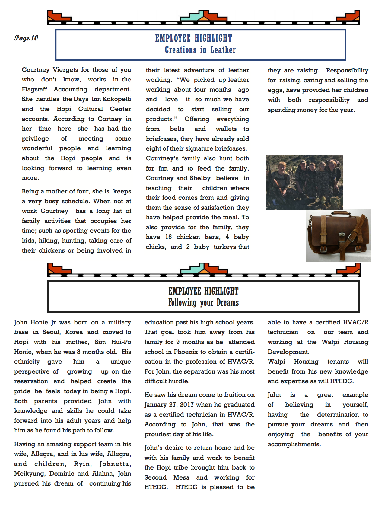 April Newsletter - Page 10