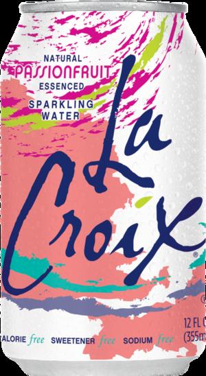 La Croix Passionfruit Sparkling Water