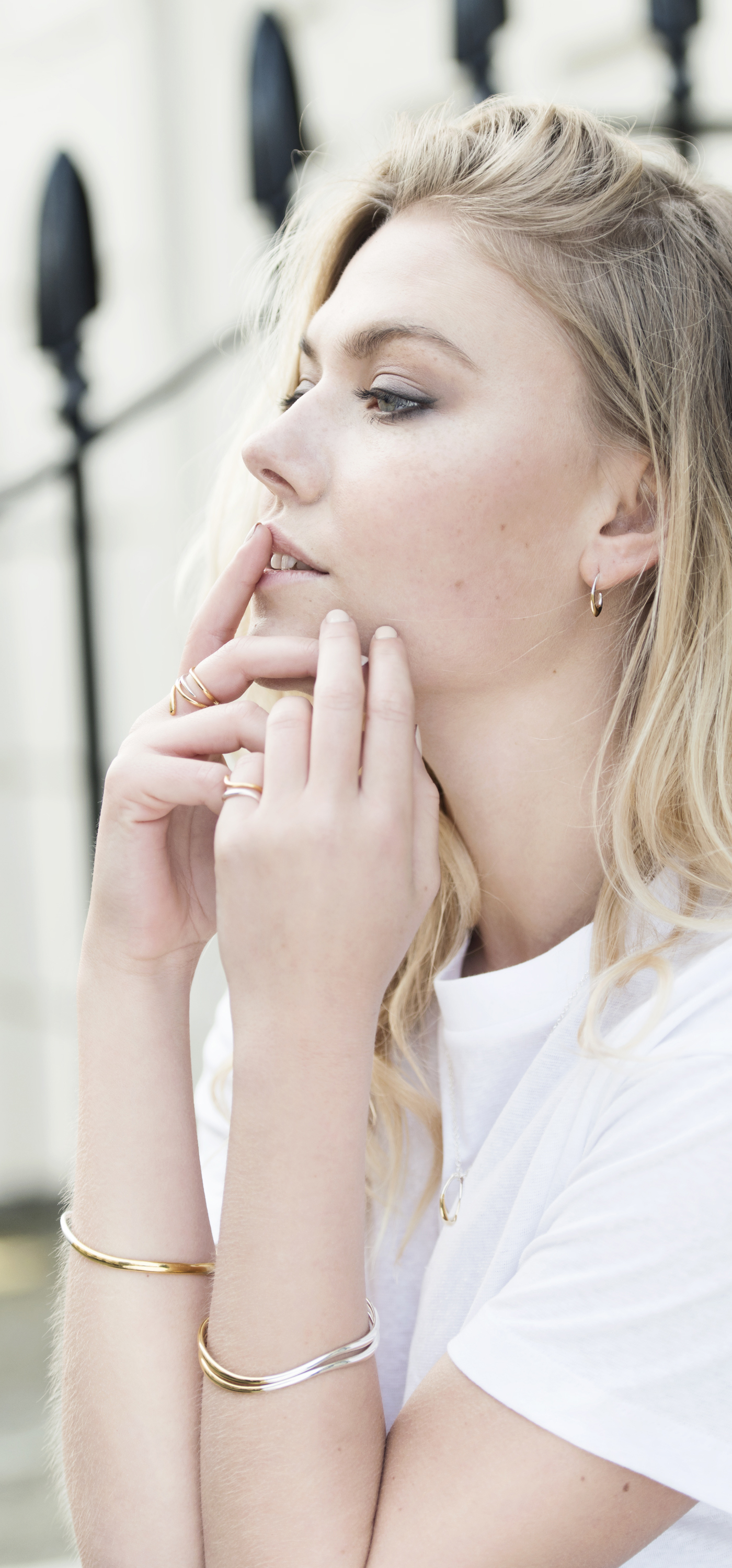 Felice Dahl Scandi Jewellery Freja Wewer