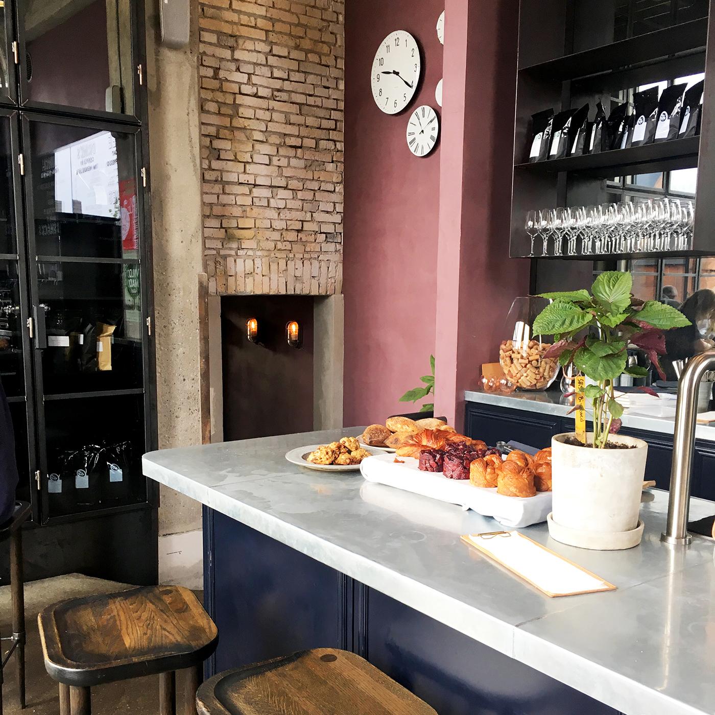 Felice Dahl Copenhagen The Corner 108 Cafe