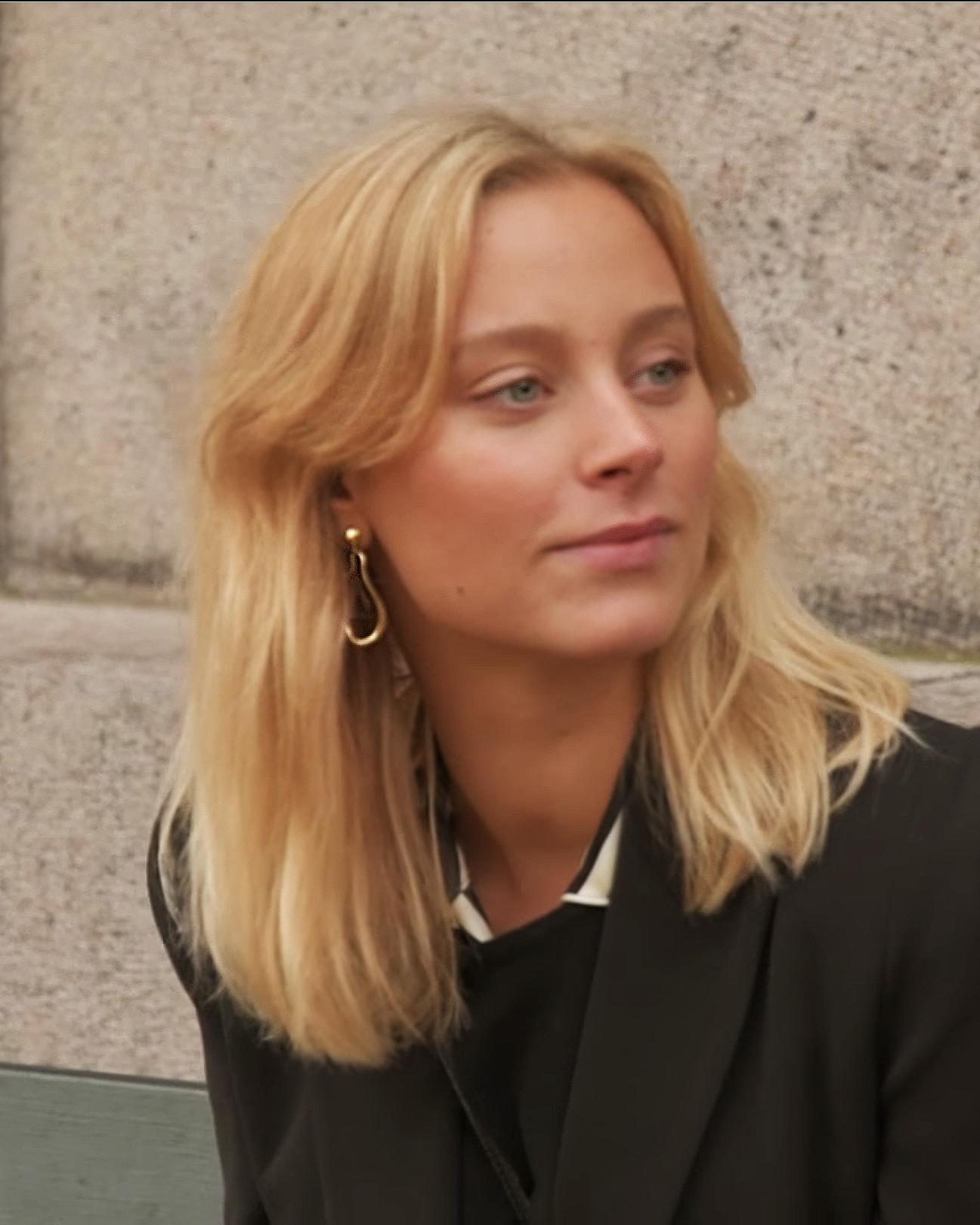 IDA MARIE NIELSEN / 'MARGRETHE' ON VIKINGS