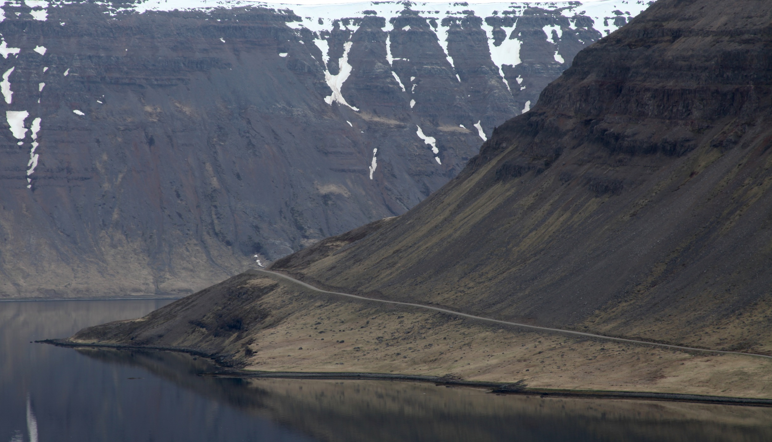 Much of Iceland's Westfjords region is inaccessible in winter (Photo by Andrew Evans)