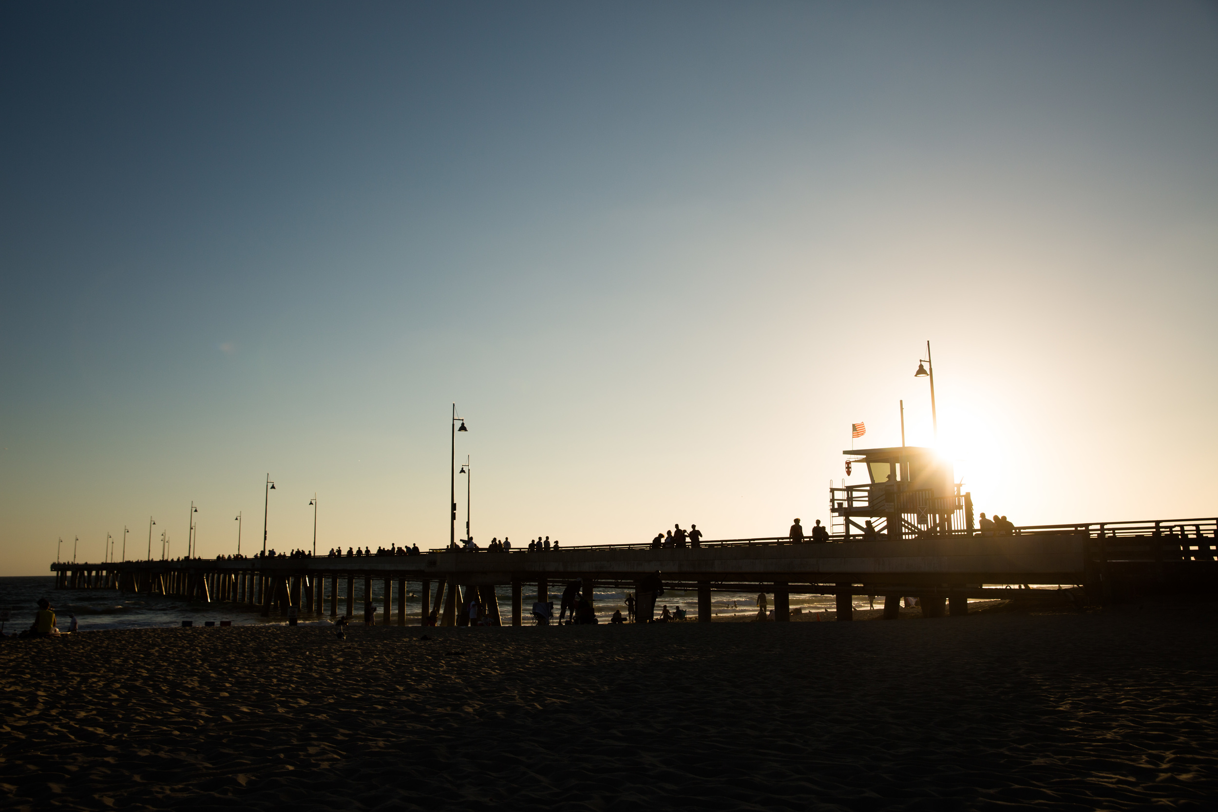 Venice Beach. LA.