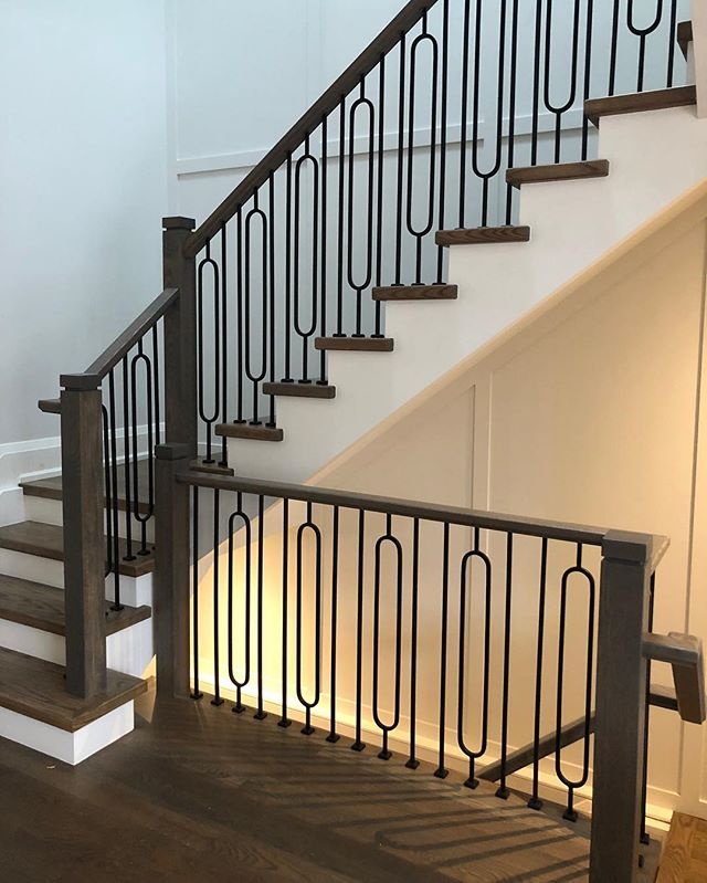 Made just for you 🛠  #stairsbymillennium  #stairs #ajax #homeimprovement #homesweethome #custom #builtforyou #homestyle #interiordesign #home #designlife #stairsofinstagram
