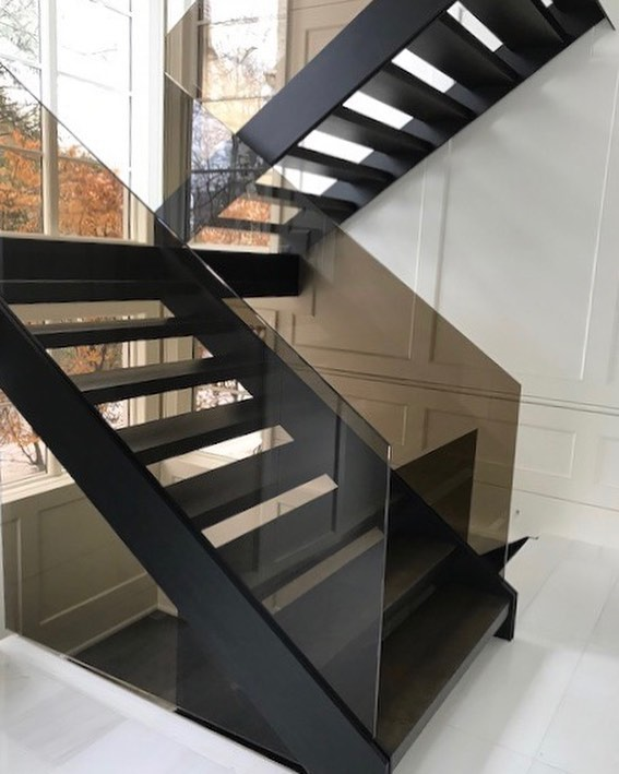 #stairsbymillennium  #stairs #ajax #homeimprovement #homesweethome #custom #builtforyou #homestyle #interiordesign #home #designlife #stairsofinstagram