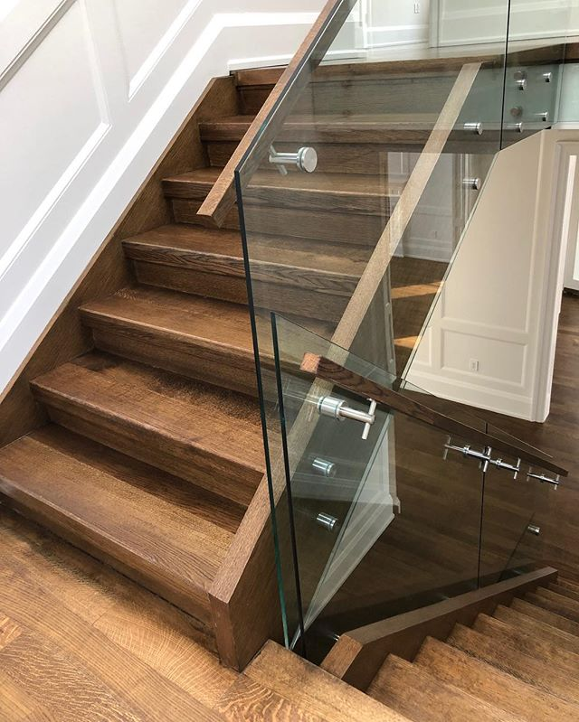 Happy Monday! The weekend hangover is awful, so take today one step at a time!  #stairsbymillennium  #stairs #ajax #homeimprovement #homesweethome #custom #builtforyou #homestyle #interiordesign #home #designlife #stairsofinstagram #architecture #architecturedaily #architectural #designedbyyou #customstairs #customstairsandrailings #customstaircase