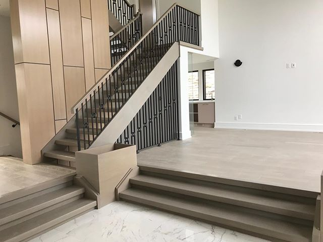 When you want the best, you come to the best.  #stairsbymillennium  #stairs #ajax #homeimprovement #homesweethome #custom #builtforyou #homestyle #interiordesign #home #designlife #stairsofinstagram #architecture #architecturedaily #architectural #designedbyyou #customstairs #customstairsandrailings #customstaircase