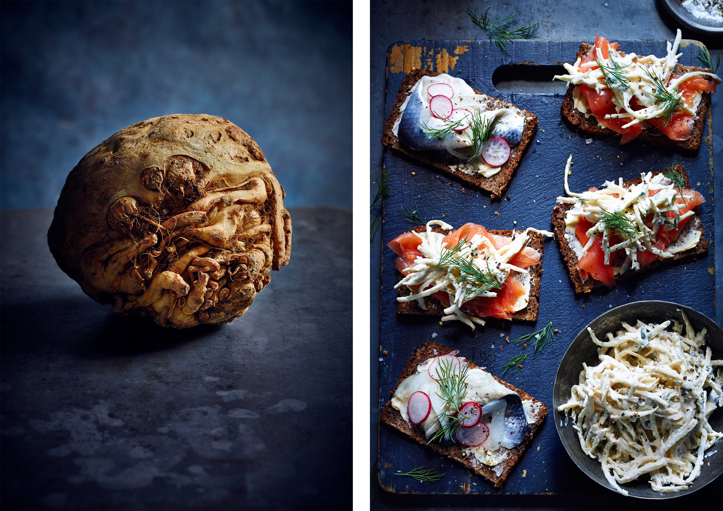 Food Stylist: Amy Stephenson Prop Stylist: Myself