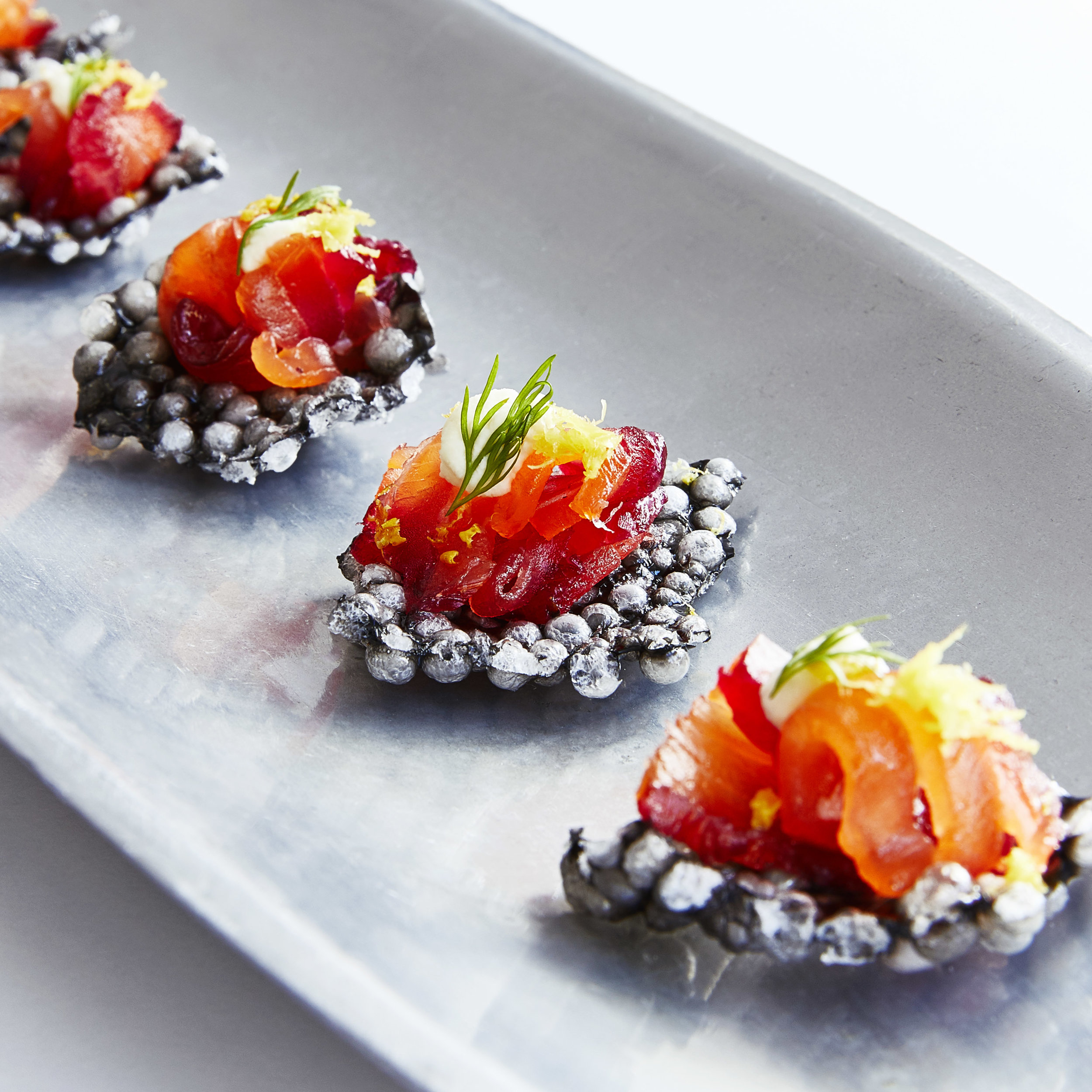 Canapes_BeetrootSalmonTapiocaCrisp_LowAngle_Blogcrop.jpg