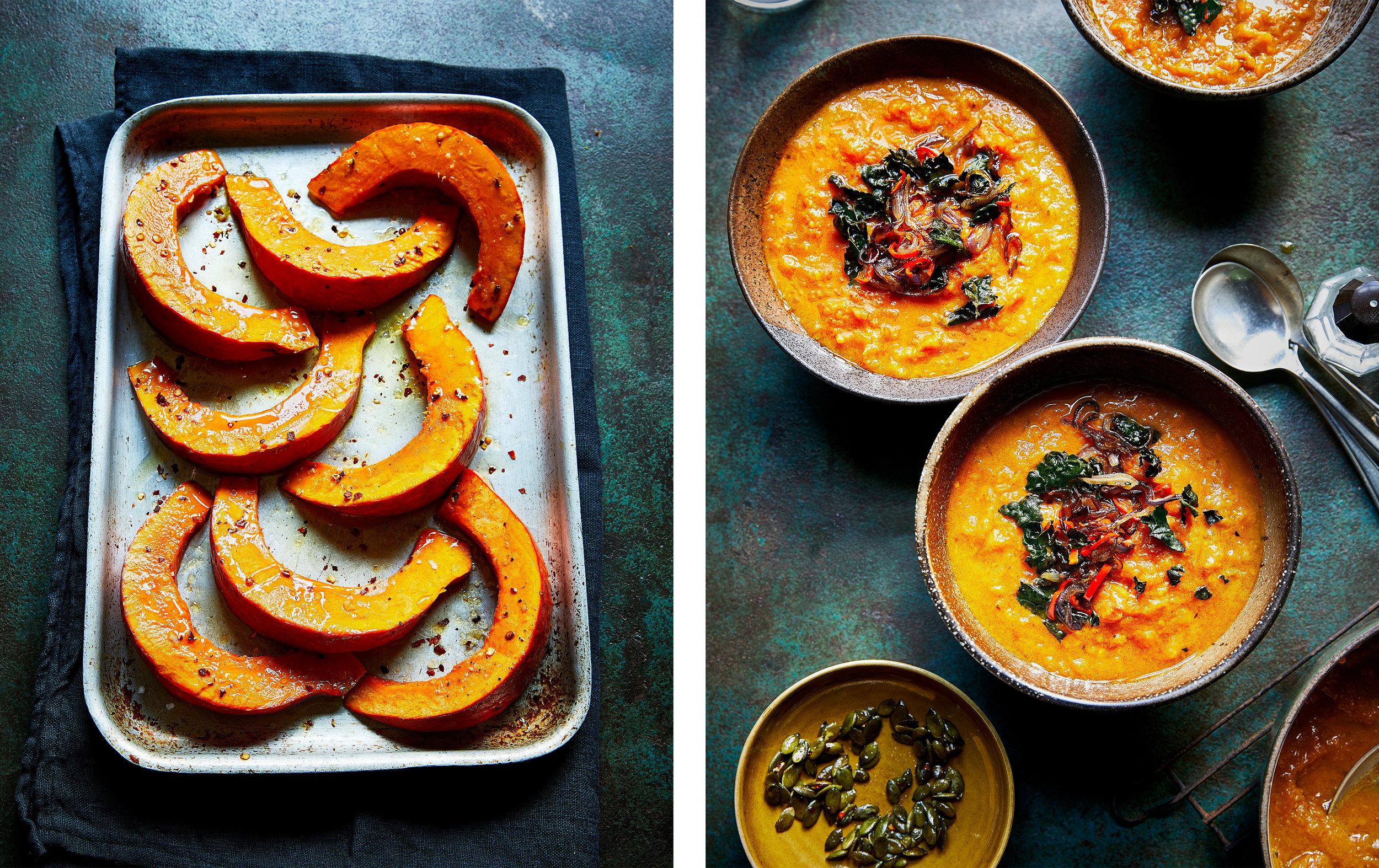 Food Stylist:  Jennie Vincent  Prop Stylist: Myself
