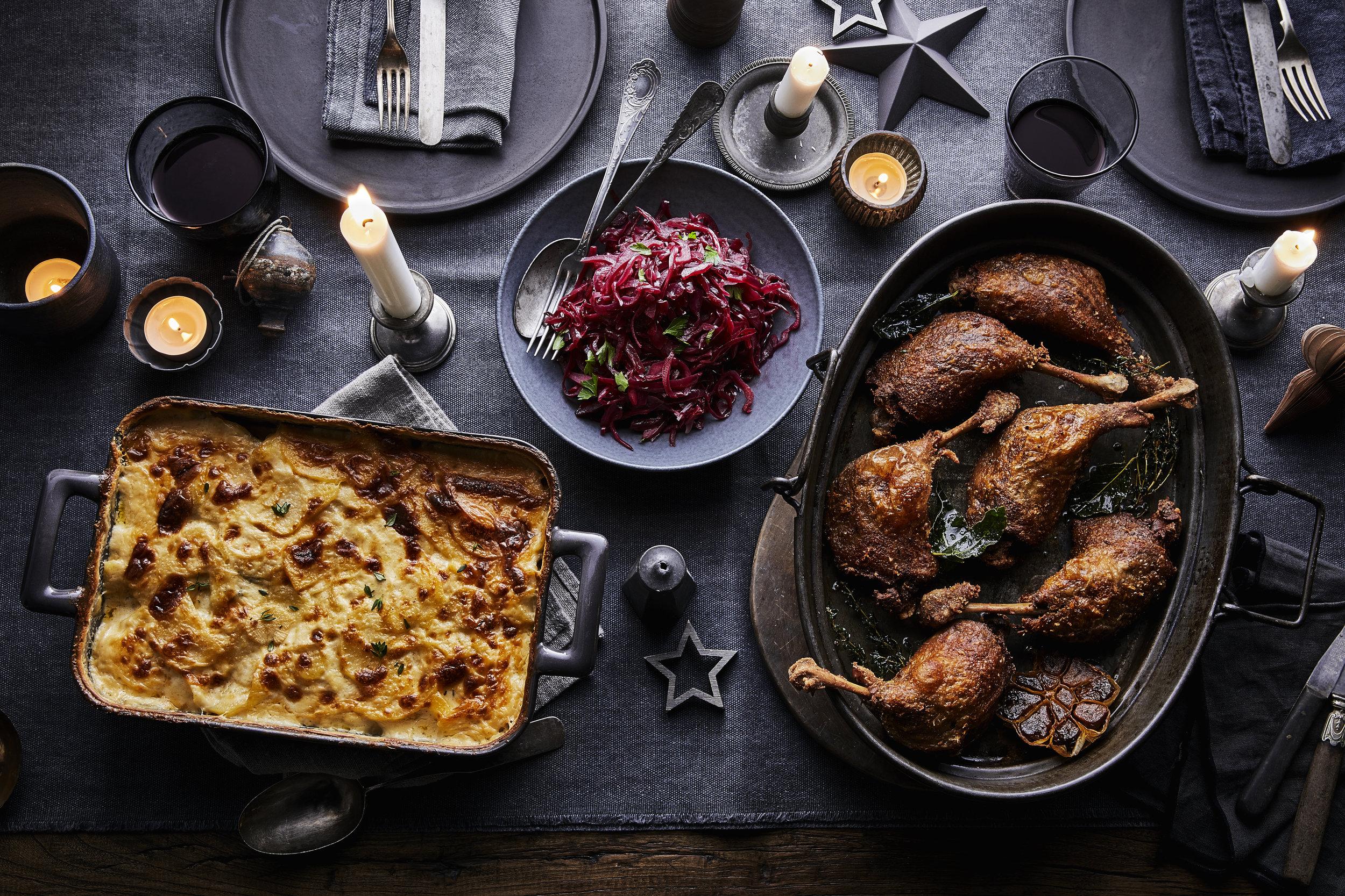 Food Stylist: Nicola Roberts