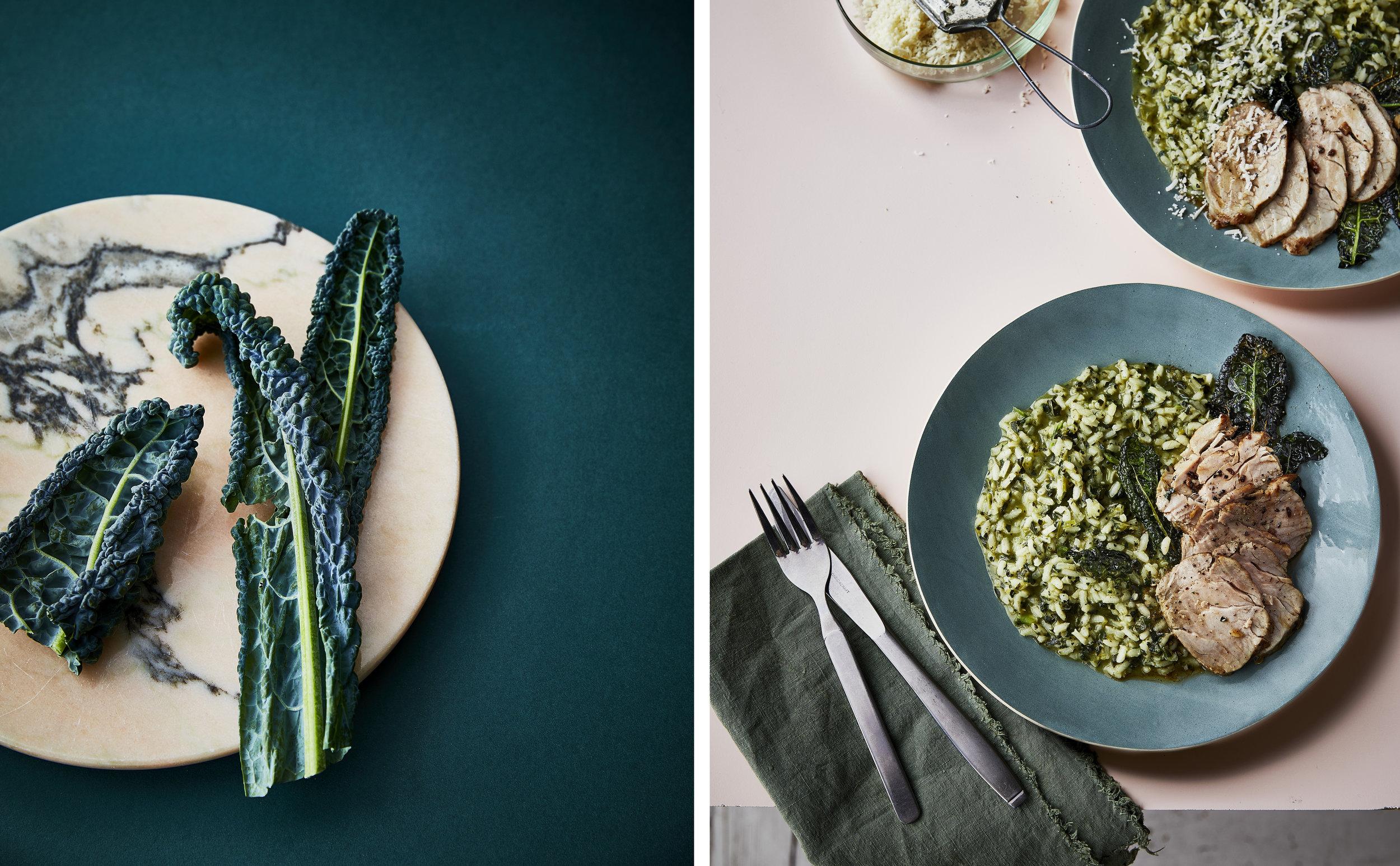 Food Stylist: Heidi Lanschuetzer Prop Stylist: Lauren Miller