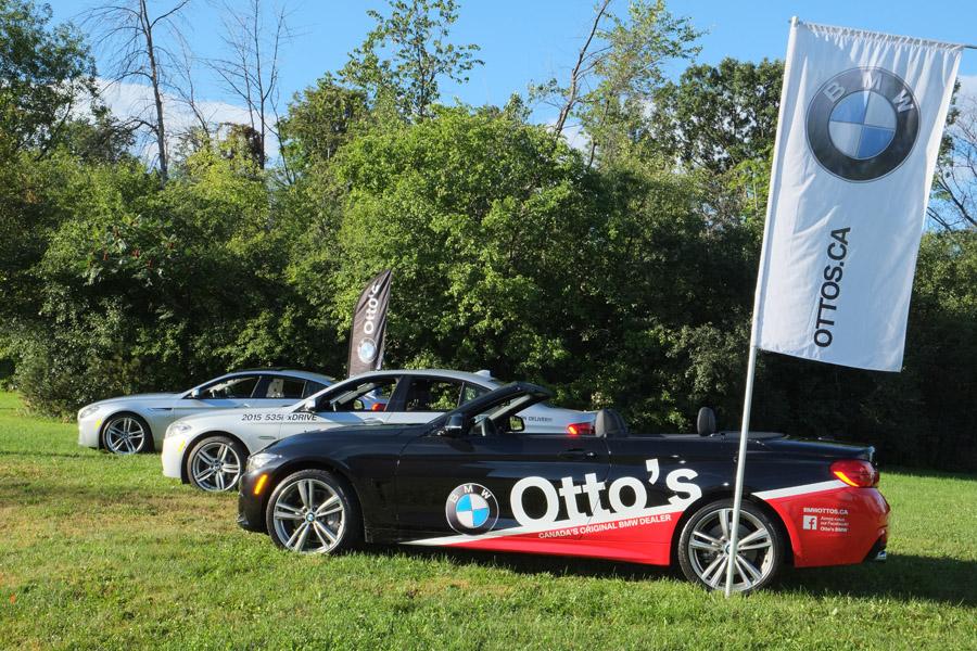 Otto's Ottawa Vehicle Wrap Designs