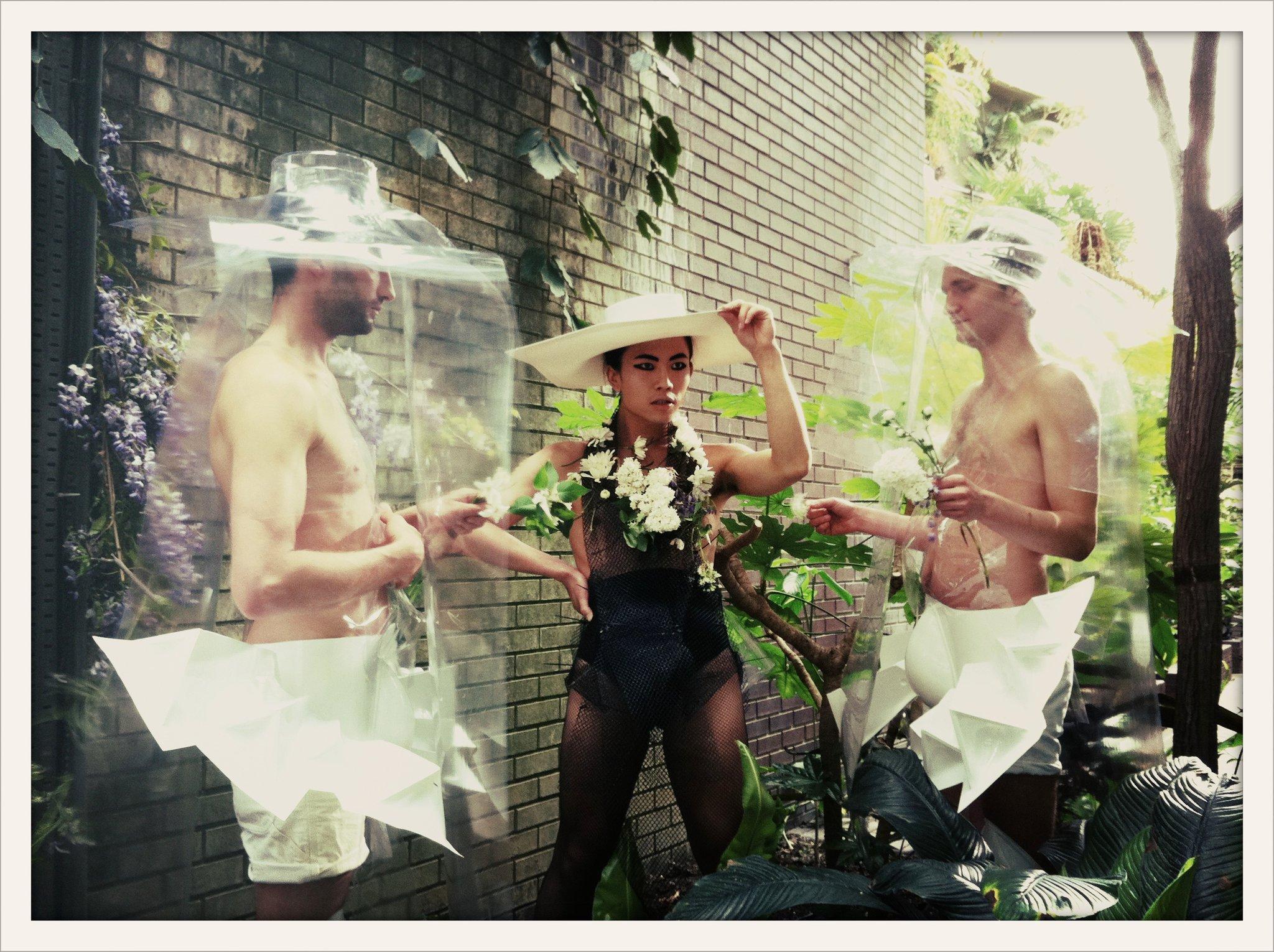 Germination (The Avant-Garden Bodysculptures) - The Barbican