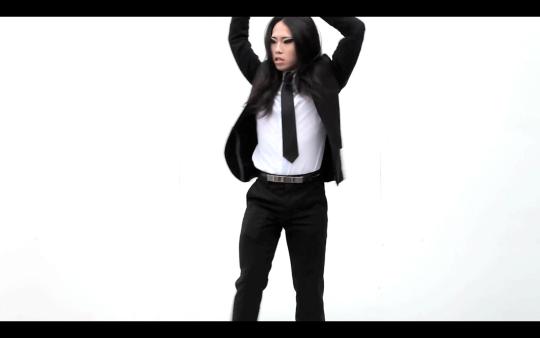 Big Job (Music video still)