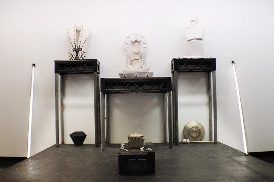 Pop Sculpture: The Filosophy Of Making (Installation View)