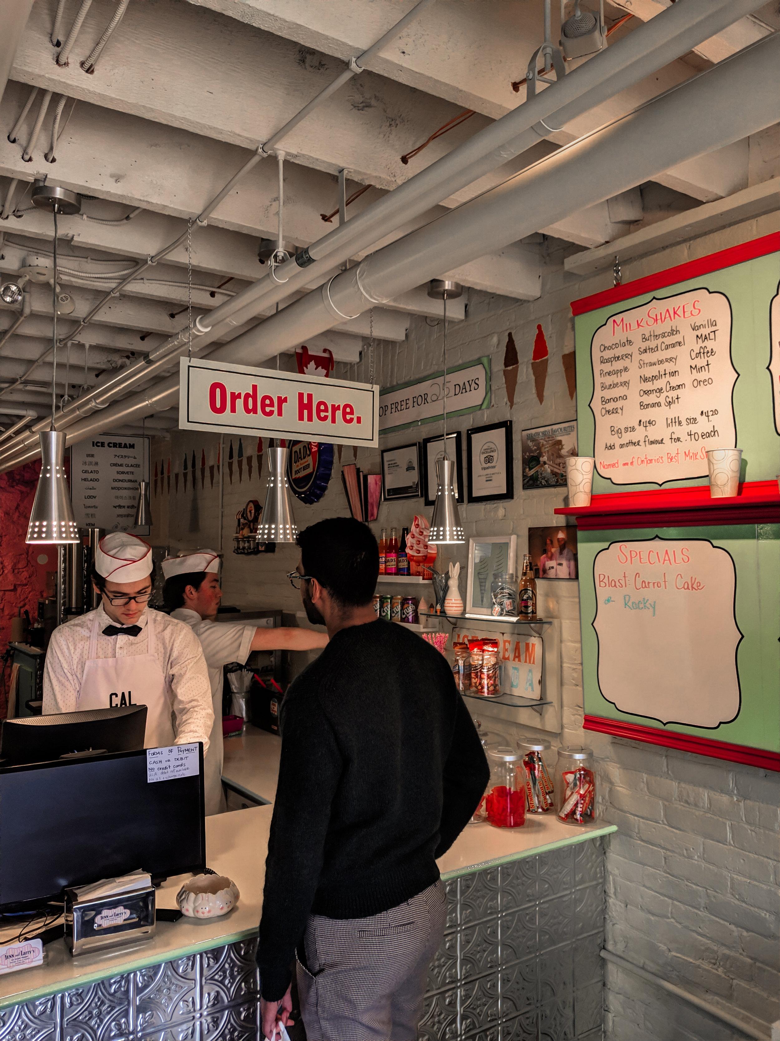 Jenn & Larry's Ice Cream Shoppe
