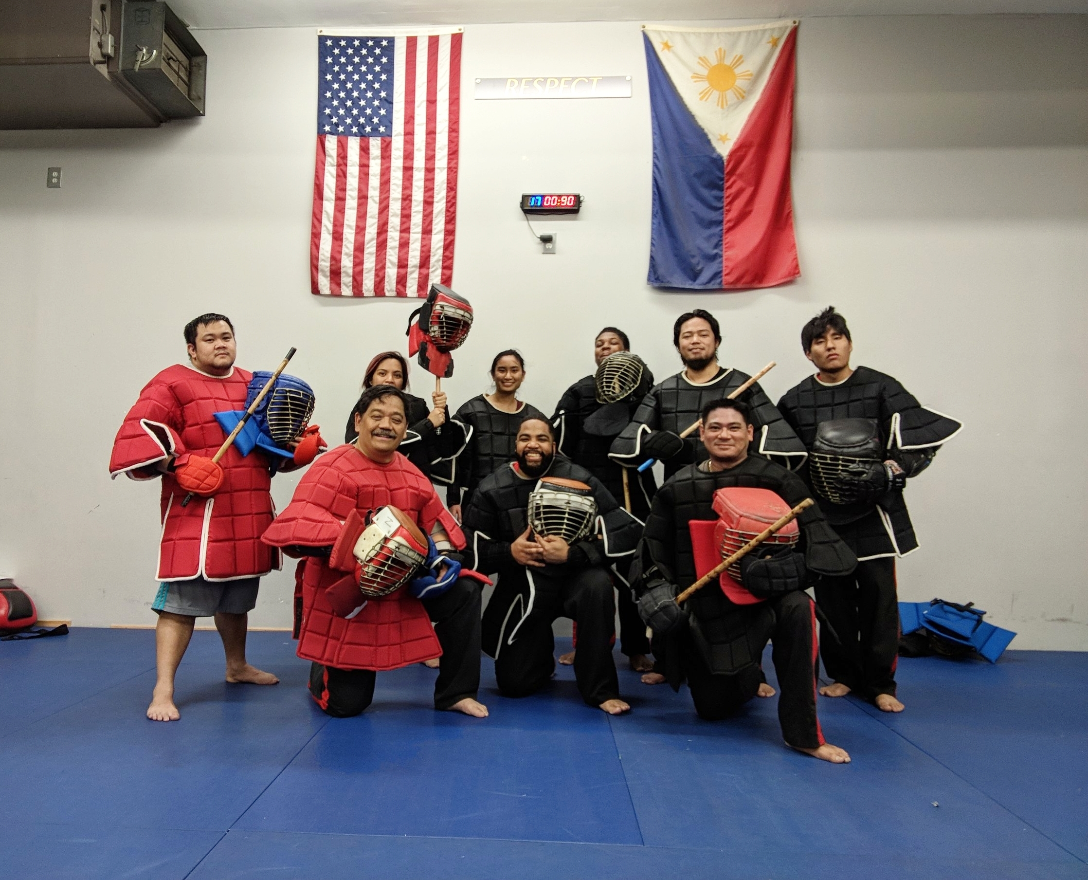 - We are located in the vibrant West Side neighborhood of Jersey City, NJ.We teach karate and Doce Pares Multi-Style Eskrima to children and adults of all ages and skill, and look forward to you joining our tribe of Eskrimadors.Join us for a FREE no obligation trial class.ESKRIMADOR!