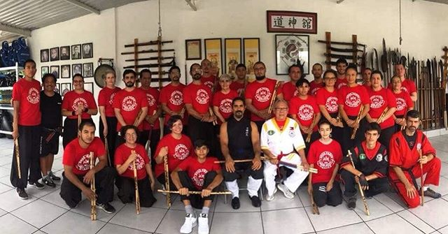 SGM Diony Cañete and GM Dong are currently in Guadalajara, Mexico conducting seminars. Great turnout and excellent group of students.  #Mexico #martialarts #fma #docepares #eskrima #kali #arnis #jerseycity #mabuhay #eskrimador #tournament #pinoy #filipino #stickfighting #martialartslife #mindlikewater #trainhard