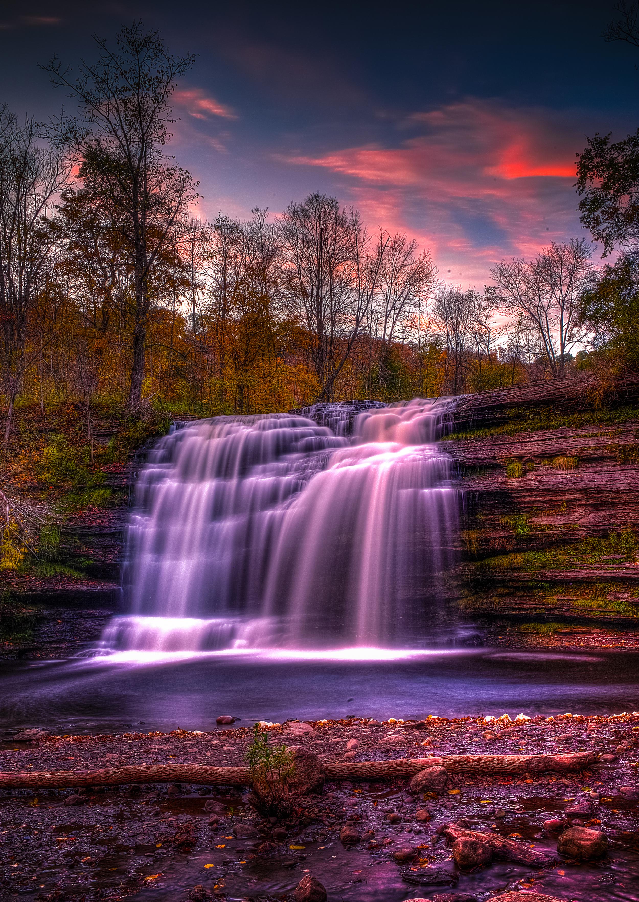 Pixley Falls by Matt Ossowski